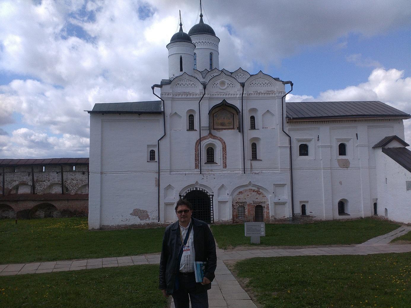 У Кирило Белозерском манастиру