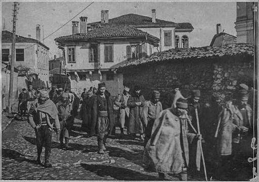 Bitola January 1917 suspects