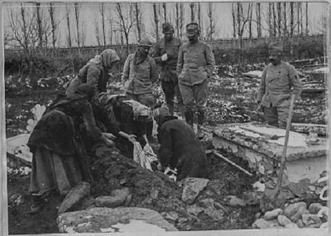 Bitola January 1917