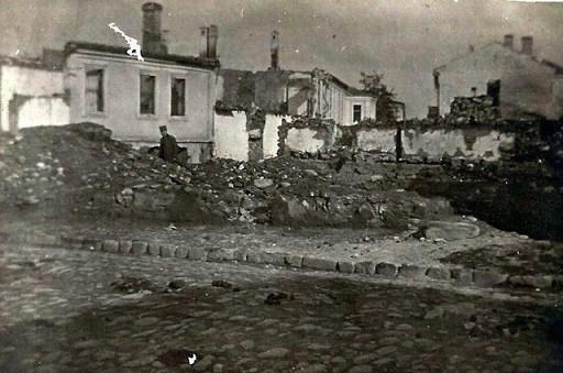 bombarded bitola